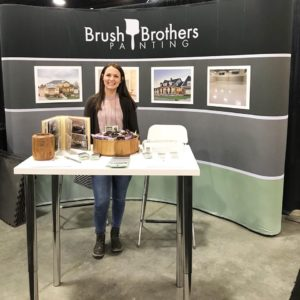 Brush Brothers Trade Show