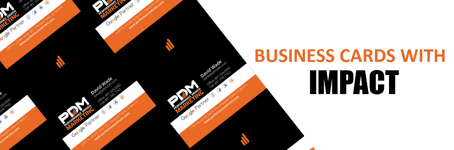 Business Card Design Ogden Utah